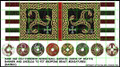 LBM-147 Celts Banner & Shield Sheet