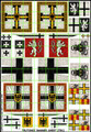 LBM-161 Teutonic Banner Sheet