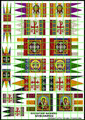 LBM-167 Byzantine Banner Sheet 2