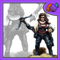 BAD-72 Margraet Femal Vampire Hunter