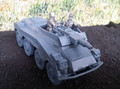 BLITZ-55  Armoured Car  SDKFZ 234/3