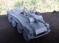 BLITZ-55  Armoured Car  SDKFZ 234/3