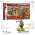 BS-09   SPQR Game & Miniature Set