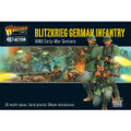 BA-33 Blitzkrieg German Infantry