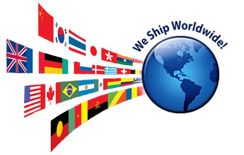 Paul Hamilton's Pilot Stores ship worldwide