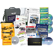 CFI-Sport Applicant Flight School Kit, Airplane LSA