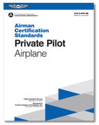 Airman Certification Standards: Private Pilot, Airplane
