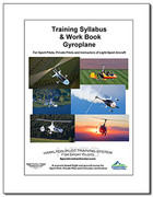 Sport and Private Pilot Training Syllabus - Gyroplane