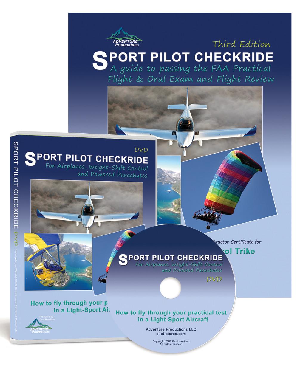 Asa Sport Pilot Checkride Sport Pilot Instructor Checkride Lsa