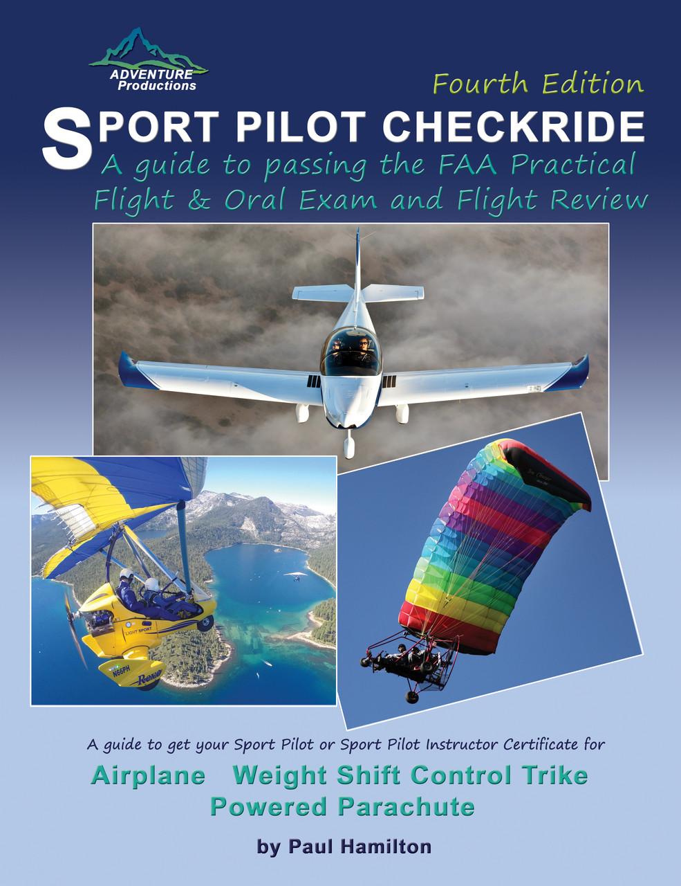 Sport Pilot Checkride Sport Pilot Instructor Checkride Lsa Flight