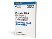 The Practical Test Standards are a guide for students, instructors, and FAA-designated examiners to know what is expected of pilots in a checkride.