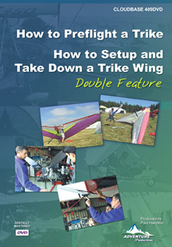 How to Preflight Set Up and Take Down a Trike DVD cover