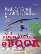 FAA Weight Shift Control Aircraft Flying Handbook EBOOK