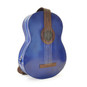 Filicaja: Radica Range Collection – Italian Calf Leather Guitar Backpack in - Front View