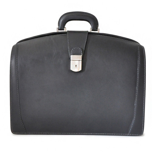 Brunelleschi - Briefcase for Laptop - Black