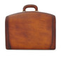 Brunelleschi - Briefcase for Laptop - Back View