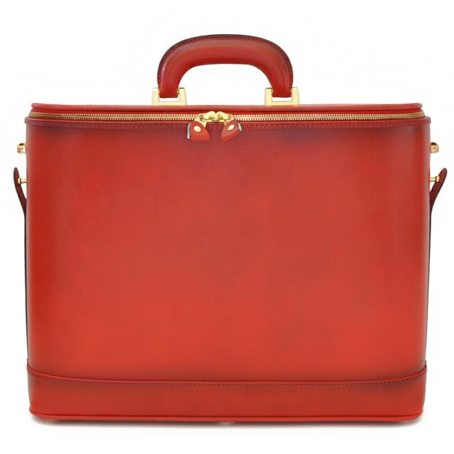 c53e1f6e73a9 Raffaello: Santa Croce Range Collection Big – Grande Italian Calf Leather  Tophandle Laptop Briefcase