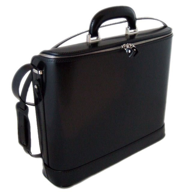 85c1ebc1c573 Raffaello: Radica Range Collection – Grande Italian Calf Leather Tophandle  Laptop Briefcase
