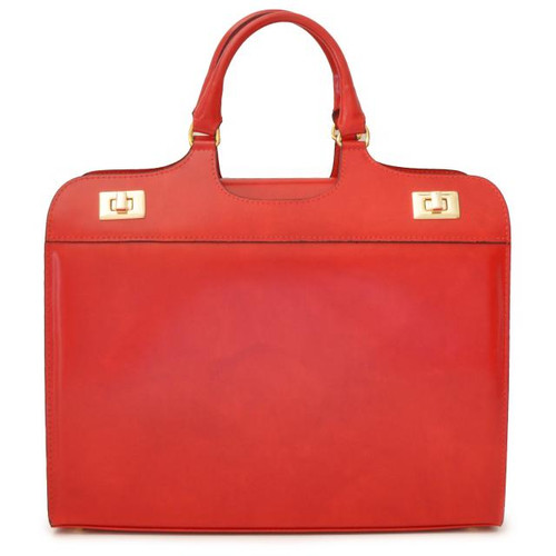 Cimabue: Radica Range Collection – Italian Calf Leather Briefpurse in  - Cherry