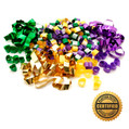 Metallic Streamers w/Tissue Bubbles by Gross - Custom Colors (144)