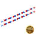 "18"" Speed Load Tube w/Tissue Streamers (Custom Colors)"