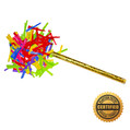 "14"" Corkscrews® Confetti Sticks - Hand Flick Launcher"