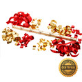 "18"" Airless Flutter FETTI® Confetti Launcher w/Metallic Streamers & FETTI® (Custom Colors)"