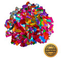 1 lb Bag of Bulk Metallic Flutter FETTI® Confetti