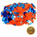 1 lb Bag of Bulk Tissue & Metallic Flutter FETTI® Confetti (Custom Colors)