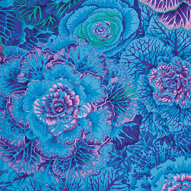 Brassica Philip Jacobs Colour: Blue