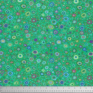 Roman Glass - Emerald, Kaffe Fassett Classic, GP01, 1/2 yard