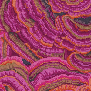 The Kaffe Fassett Collective Philip Jacobs Tree Fungi - pink