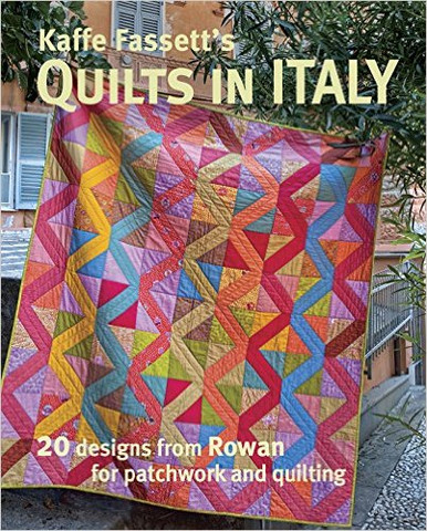 Kaffe Fassett S Quilts In Italy Book Hyggeligt Fabrics
