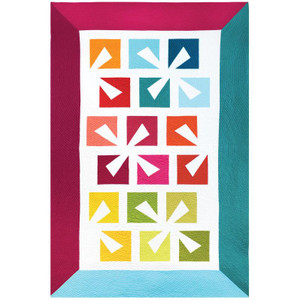 WHIRLYGIG- JACQUIE'S FAVORITES QUILT PATTERN by Jacquie Gering