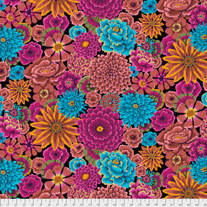 Enchanted - dark Kaffe Fassett Fal 2018