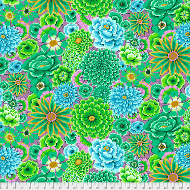 Enchanted - green Kaffe Fassett Fall 2018