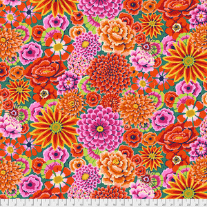 Enchanted -  red Kaffe Fassett Fall 2018