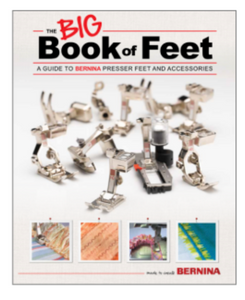 Bernina's Big Book of Feet