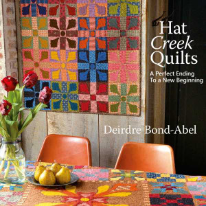 Hat Creek Quilts by Dierdre Bon-Abel