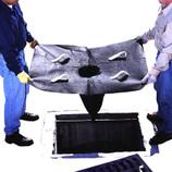 Drain Guard for Oil & Sediment 10/pkg