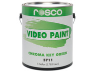 Rosco Chroma-Key Green 5711 (Gallon)