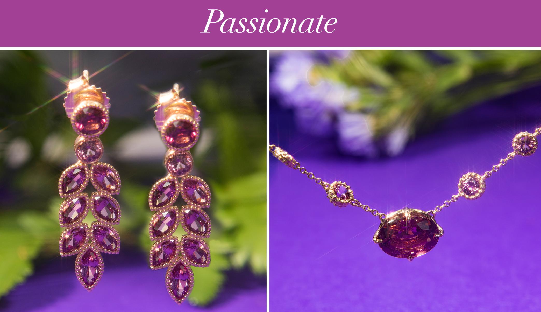 Malaya Garnet Jewelry