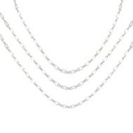 Diamond Briolette Necklace