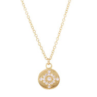 Chefridi Shimmer Pendant with Diamonds