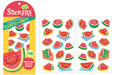 SCRATCH-AND-SNIFF STICKERS - WATERMELON