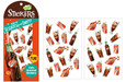SCRATCH-AND-SNIFF STICKERS - COLA