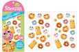 SCRATCH-AND-SNIFF STICKERS - DONUT