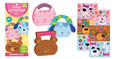 QUICK STICKERS KIT - CRITTER PURSES