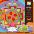 DJECO - COLOURED SAND MANDALAS ART - TIBETAN MANDALAS