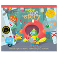 EEBOO - WRITE ME A STORY - LITTLE ROBOT'S MISSION
